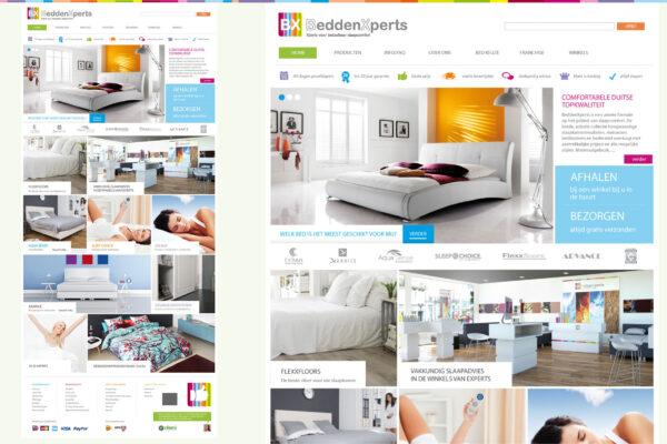 BeddenXperts | website