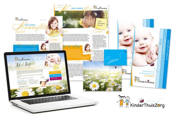KinderThuisZorg | diverse uitingen