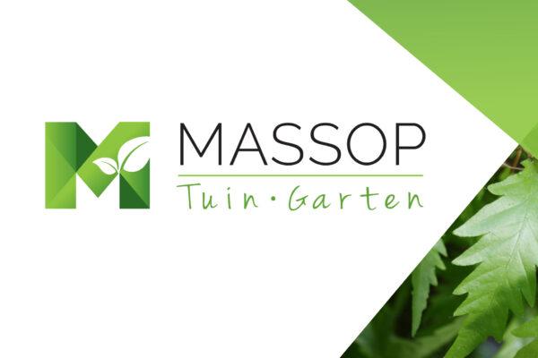 Massop | logo, huisstijl