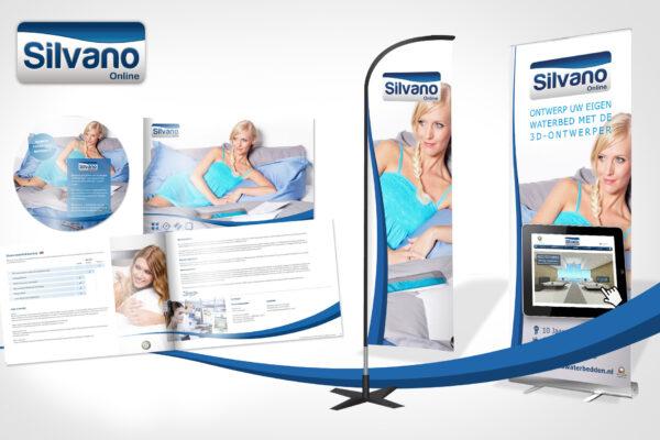 Silvano | beursmateriaal